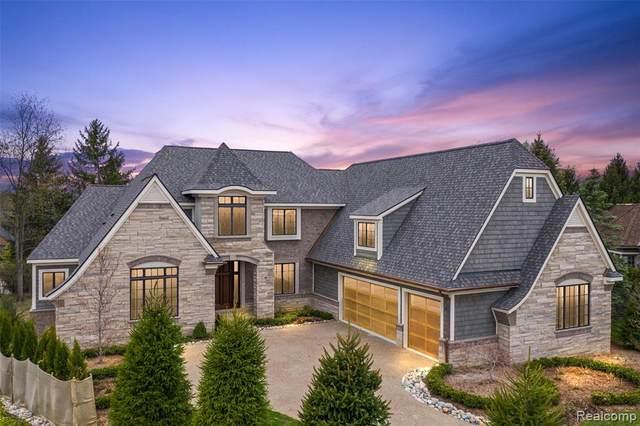 2974 Turtle Pond Court, Bloomfield Twp, MI 48302 (#2200006408) :: GK Real Estate Team