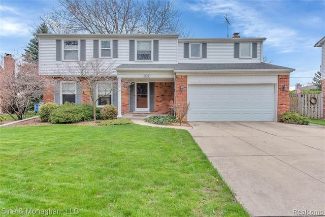 21650 Centerbrook Court, Grosse Pointe Woods, MI 48236 (MLS #2200006601) :: The Toth Team