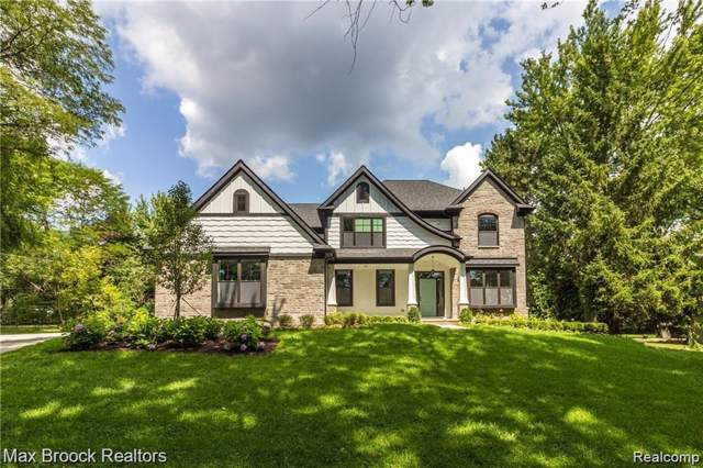 LOT B Woodspur Drive, Commerce Twp, MI 48382 (#2200006700) :: The Mulvihill Group