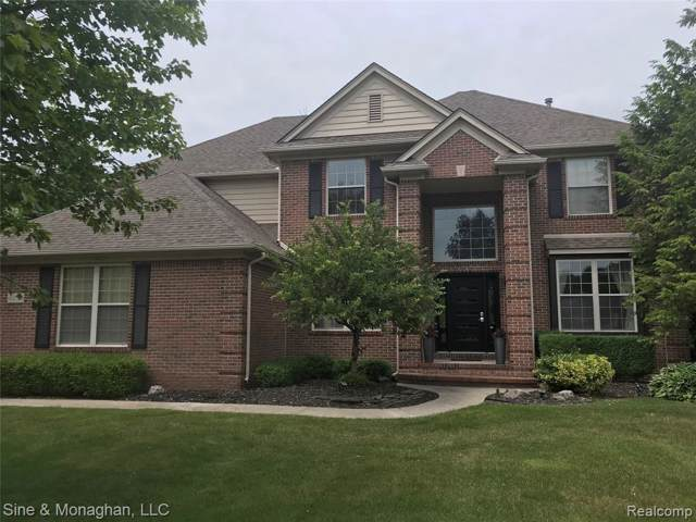 4296 Scott B Drive, ST. CLAIR TWP, MI 48079 (#2200006930) :: GK Real Estate Team