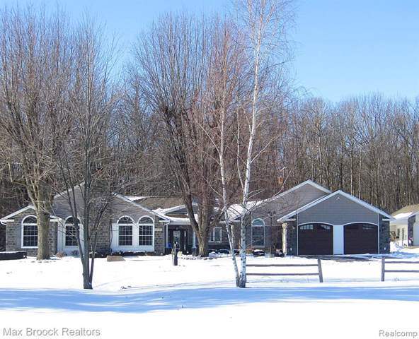 4313 Stevens Dr, Mussey Twp, MI 48014 (#2200007012) :: The Mulvihill Group