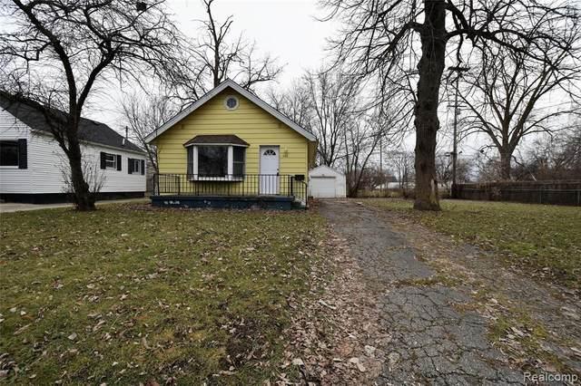 3134 Whittier Avenue, Flint, MI 48506 (#2200008959) :: The Buckley Jolley Real Estate Team