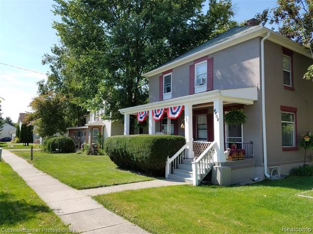 4404 Pine Street, Columbiaville Vlg, MI 48421 (MLS #2200008999) :: The Toth Team
