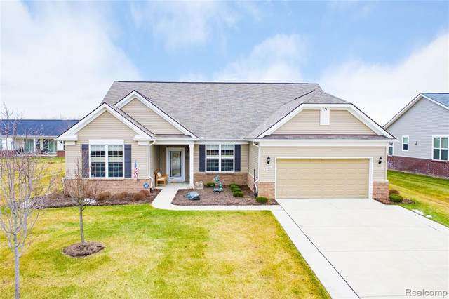 23961 Montague Drive, Brownstown Twp, MI 48134 (#2200009078) :: The Buckley Jolley Real Estate Team