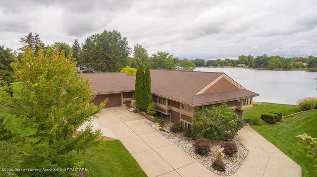 9103 W Scenic Lake Drive, Woodhull Twp, MI 48848 (#630000244003) :: Alan Brown Group