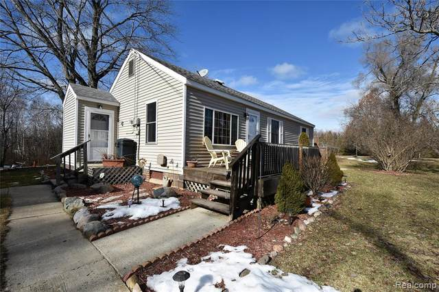 13365 N State Road, Forest Twp, MI 48463 (MLS #2200009985) :: The Toth Team