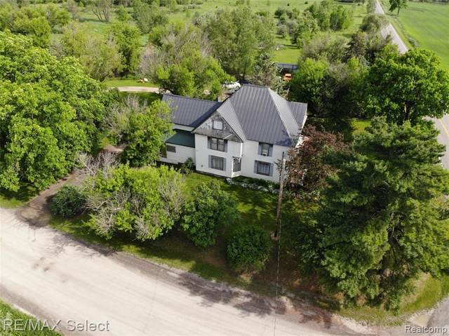 12007 Seymour Road, Argentine Twp, MI 48436 (MLS #2200010362) :: The John Wentworth Group
