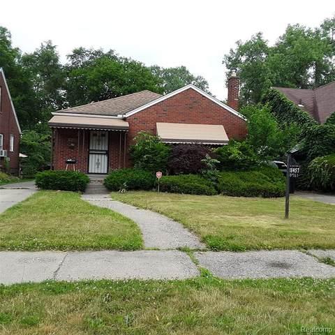 18457 Coyle Street, Detroit, MI 48235 (#2200010790) :: BestMichiganHouses.com