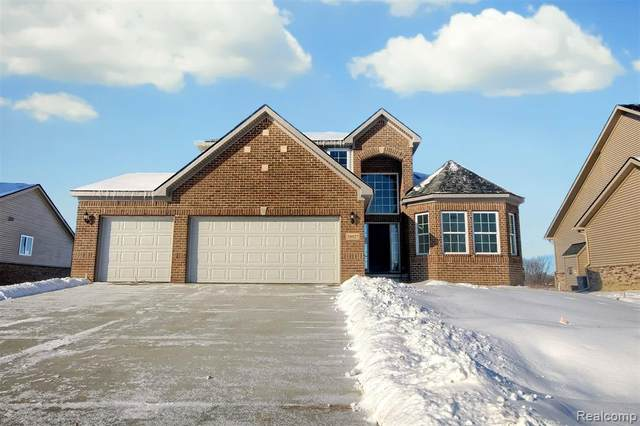 24927 Thurber Trail, Lyon Twp, MI 48178 (#2200012285) :: The Buckley Jolley Real Estate Team