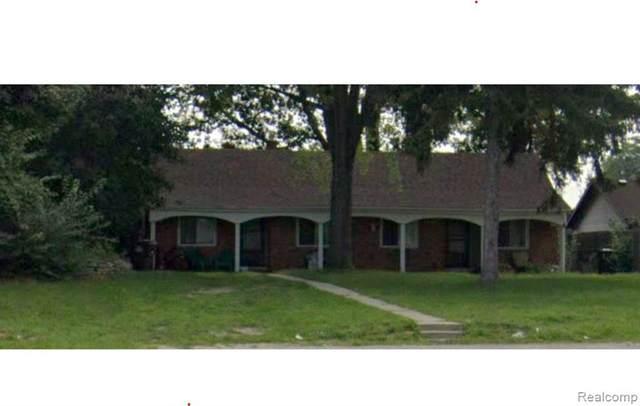 9885 Pardee Road, Taylor, MI 48180 (#2200012679) :: The Buckley Jolley Real Estate Team