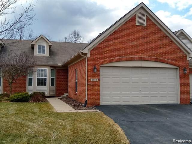 1860 Genoa Circle, Genoa Twp, MI 48843 (#2200013171) :: The BK Agency