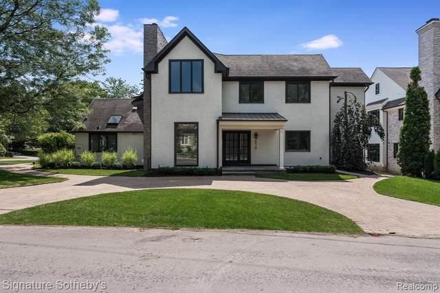 839 Randall Court, Birmingham, MI 48009 (#2200013300) :: The Alex Nugent Team   Real Estate One