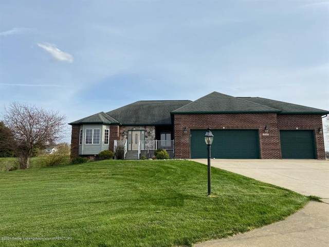 4545 S Green Gables Drive, Aurelius Twp, MI 48854 (#630000244282) :: The Alex Nugent Team | Real Estate One