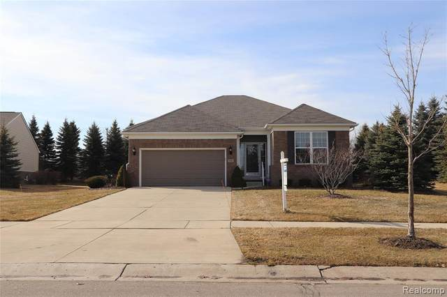 6302 Prairie Dunes Drive, Grand Blanc Twp, MI 48439 (#2200013666) :: RE/MAX Nexus