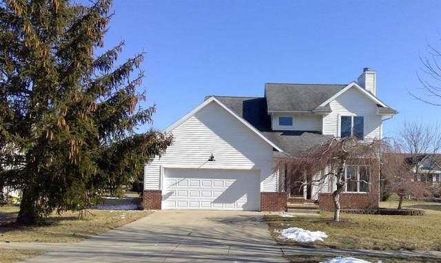 806 Illinois Drive, Tecumseh, MI 48286 (#543271193) :: The Buckley Jolley Real Estate Team