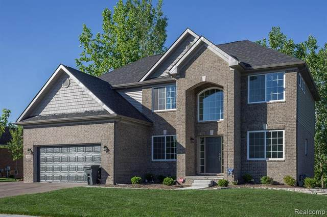 52955 Baker, Chesterfield Twp, MI 48047 (#2200014539) :: The Buckley Jolley Real Estate Team