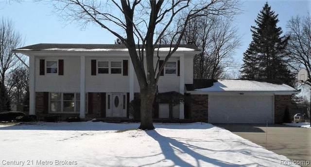 6160 Kings Scepter Road, Grand Blanc Twp, MI 48439 (#2200014914) :: The Buckley Jolley Real Estate Team
