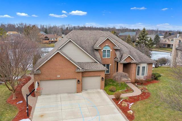 402 Shoreline Drive, Dewitt, MI 48820 (#630000244444) :: RE/MAX Nexus