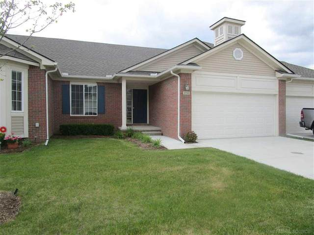 47395 Mariners, Chesterfield Twp, MI 48051 (#58050007058) :: The Mulvihill Group