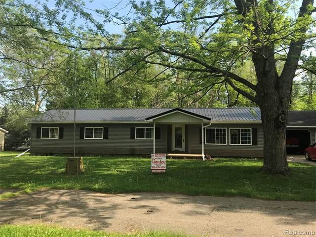 6681 Marlette Street, Marlette, MI 48453 (MLS #2200017197) :: The Toth Team
