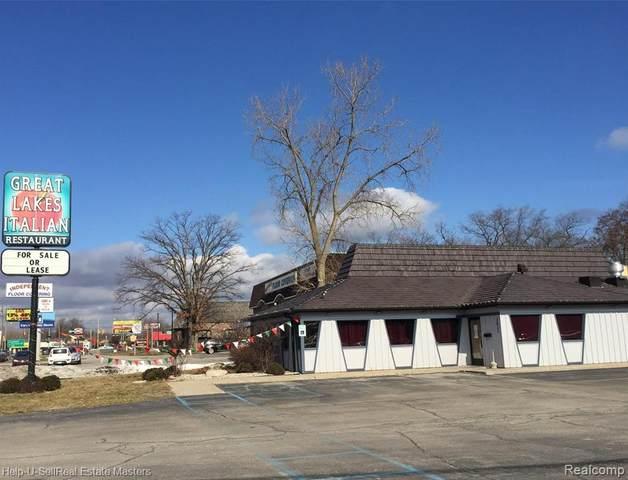 3822 Pine Grove, Fort Gratiot Twp, MI 48059 (#2200017330) :: GK Real Estate Team