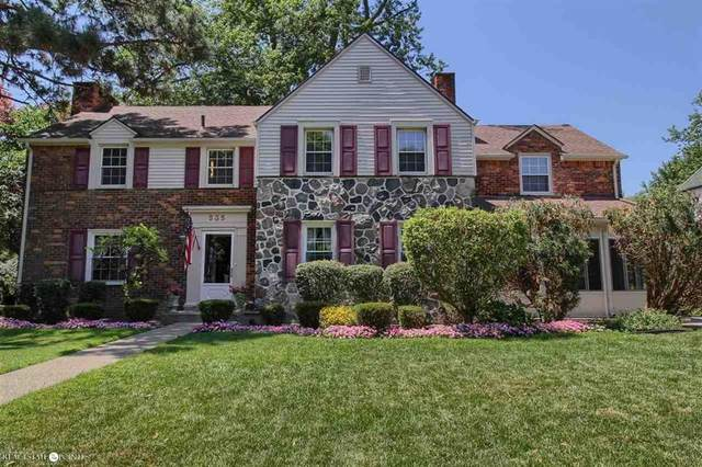535 Lakepointe St, Grosse Pointe Park, MI 48230 (#58050007613) :: Novak & Associates
