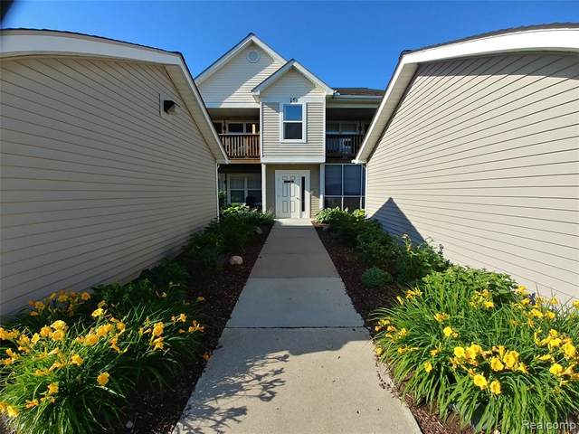 1537 Weatherstone Drive #224, Pittsfield Twp, MI 48108 (#2200019598) :: The BK Agency