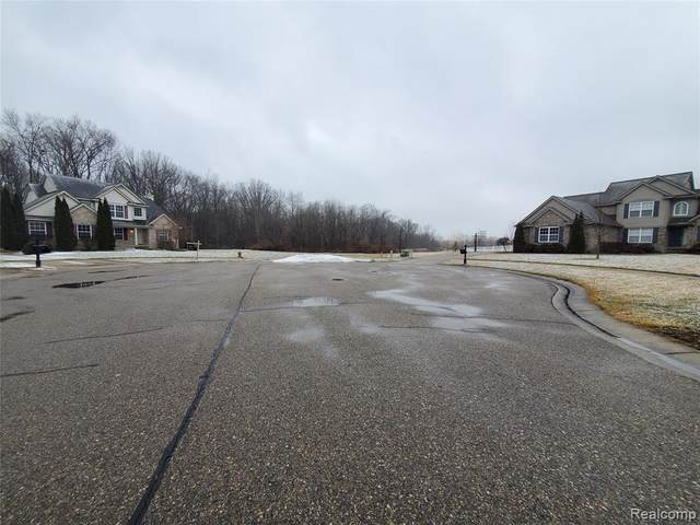 0 Valerian Court, Grand Blanc Twp, MI 48439 (MLS #2200020246) :: The John Wentworth Group