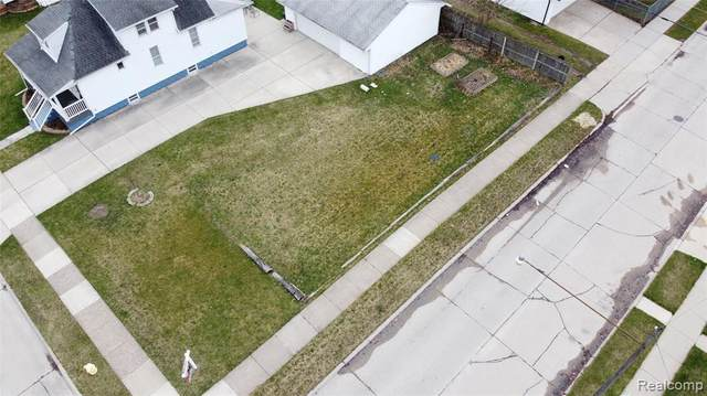 0 Electric, Wyandotte, MI 48192 (#2200021127) :: Real Estate For A CAUSE
