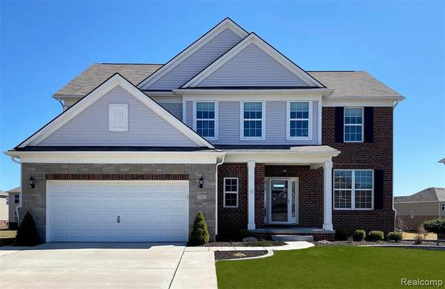 2083 Findley Circle, Orion Twp, MI 48360 (#2200021182) :: The Mulvihill Group