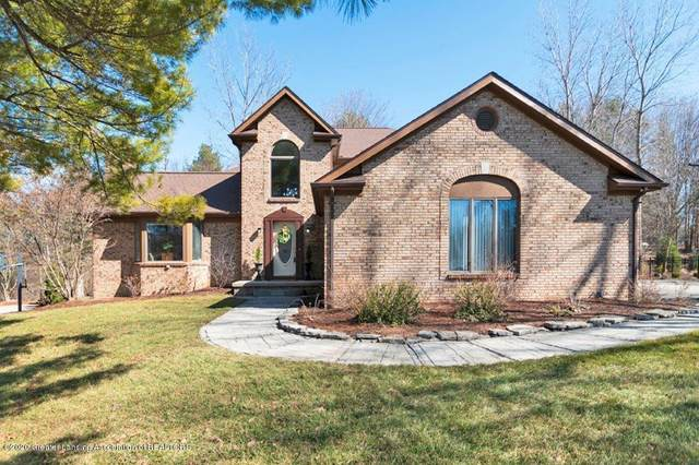 3794 Chippendale Drive, Meridian Charter Twp, MI 48864 (#630000244903) :: Springview Realty
