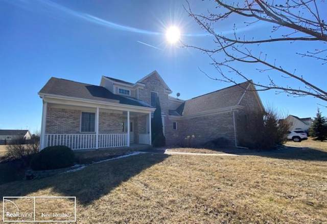 7444 Andres Dr., Almont Twp, MI 48003 (#58050008465) :: Alan Brown Group