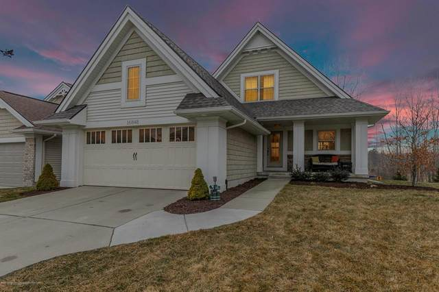 16848 Meadowbrook Drive, Bath Twp, MI 48840 (#630000244966) :: Springview Realty