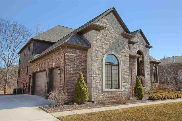 61230 Crown Pointe Drive, Washington Twp, MI 48094 (#58050008613) :: The Mulvihill Group