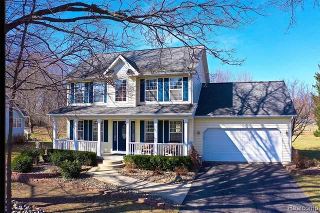 7298 Heather Court, Argentine Twp, MI 48451 (#2200022819) :: The Buckley Jolley Real Estate Team