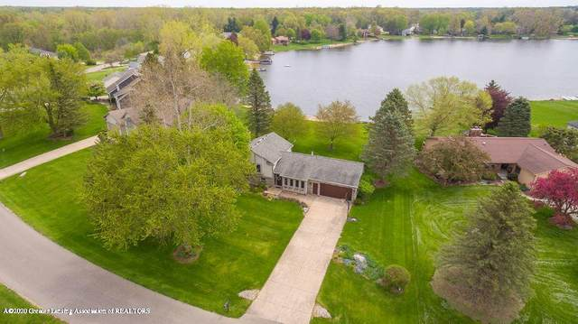 9343 W Scenic Lake Drive, Woodhull Twp, MI 48848 (#630000245014) :: Alan Brown Group