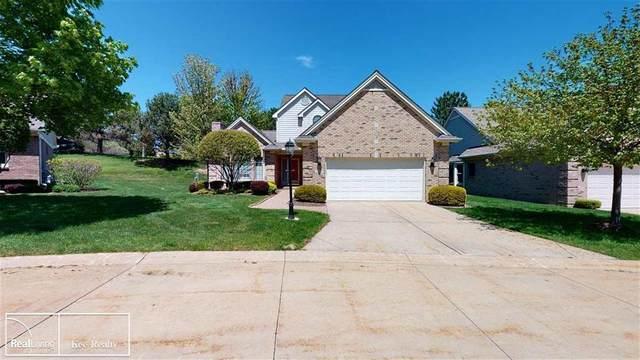 8595 Ryder Ct #3, Washington Twp, MI 48094 (#58050008893) :: GK Real Estate Team