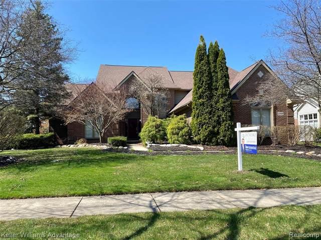 21959 Barclay Drive, Novi, MI 48374 (#2200023562) :: Duneske Real Estate Advisors