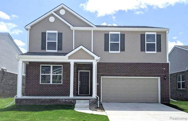 8348 Quincy Drive, Westland, MI 48185 (MLS #2200023641) :: The Toth Team