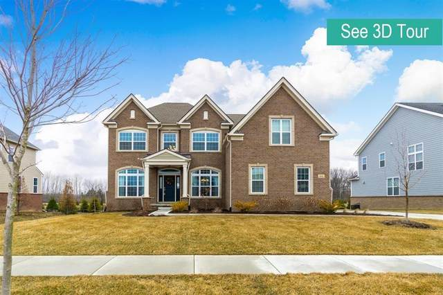 416 Blossom Drive, Scio Twp, MI 48103 (#543271861) :: The Mulvihill Group