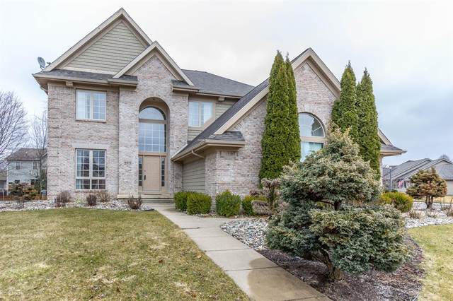 16875 Meadowbrook Drive, Bath Twp, MI 48840 (#630000245093) :: Springview Realty