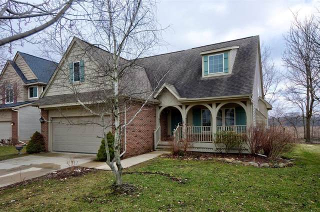 5951 Lafayette Lane, Scio, MI 48103 (#543271939) :: The Mulvihill Group