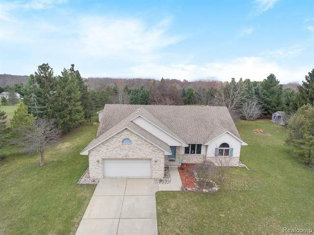 13400 Center Road, Bath Twp, MI 48808 (MLS #2200024431) :: The Toth Team