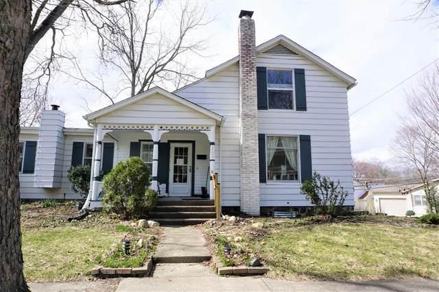 302 Garfield Street, Chelsea, MI 48118 (#543272192) :: The Alex Nugent Team | Real Estate One
