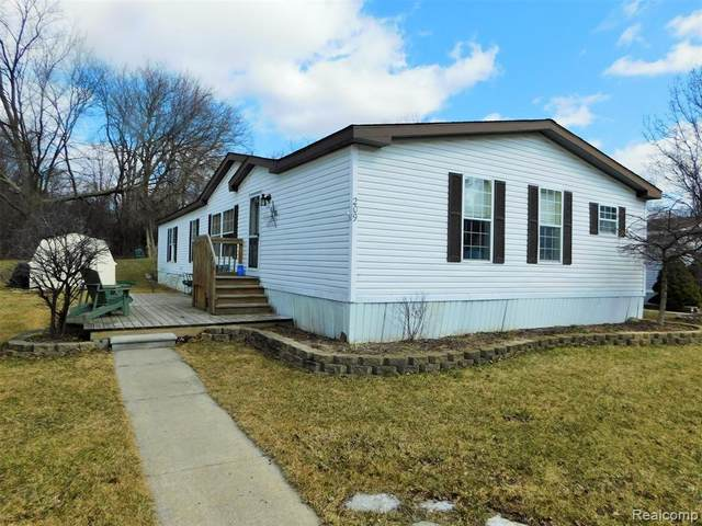 2500 Mann Road #209 Road, Independence Twp, MI 48346 (#2200024577) :: The Merrie Johnson Team