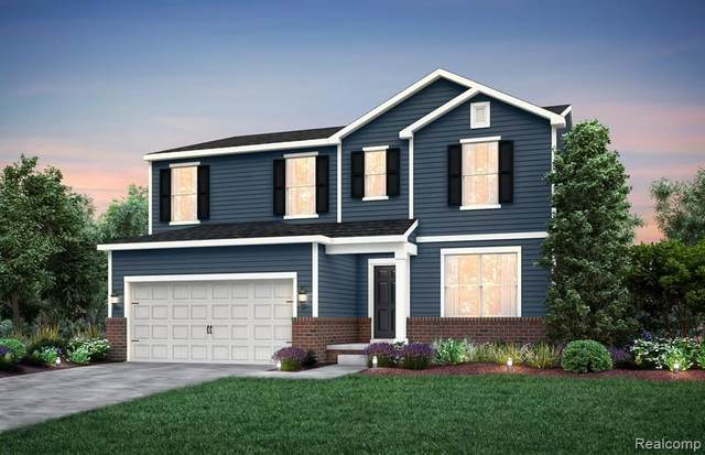 1583 Beachwood Drive, Walled Lake, MI 48390 (#2200024648) :: Novak & Associates