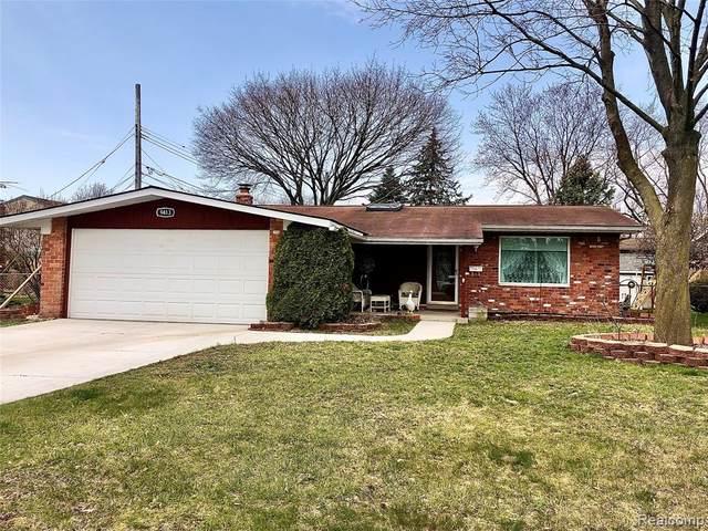 9413 Patton Street, Livonia, MI 48150 (#2200024887) :: GK Real Estate Team