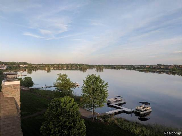 25844 Island Lake Drive, Novi, MI 48374 (#2200024944) :: Duneske Real Estate Advisors