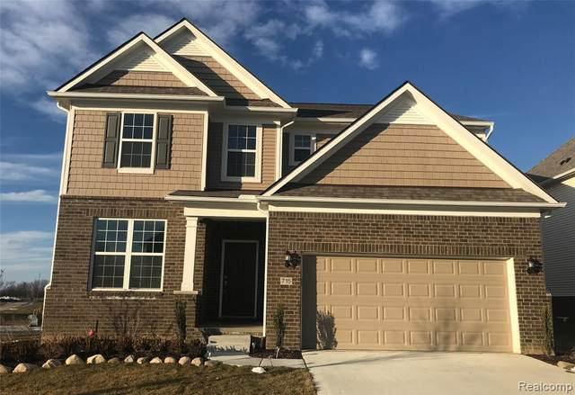 753 Groveland Circle, Pittsfield Twp, MI 48108 (MLS #2200025212) :: The Toth Team