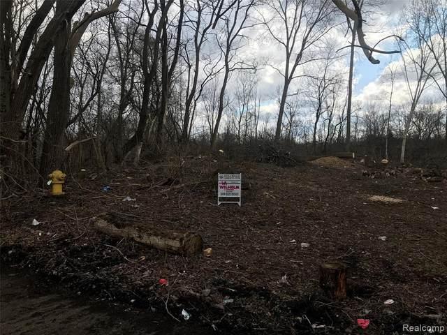 000 Upland Avenue, Pontiac, MI 48340 (#2200025468) :: Real Estate For A CAUSE